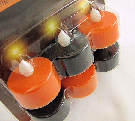 Halloween Battery Tealights