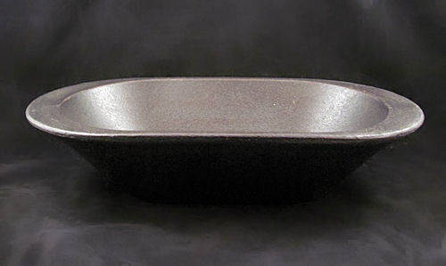 Black Bread Pan