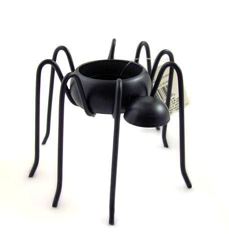 Spider Tea Light Candle Holder