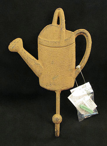Cast Iron Watering Can Hook